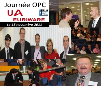 OPC Day 2011 Hosted by AREVA